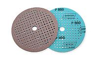 Круг абразивний Norton Multi-Air Soft-Touch А975 P800 Ø150мм блакитний
