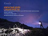 Ліхтар ручний Fenix E30R Cree XP-L HI LED, фото 6