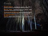 Ліхтар ручний Fenix E30R Cree XP-L HI LED, фото 7