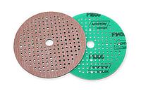 Круг абразивний Norton Multi-Air Soft-Touch А975 P1500 Ø150мм зелений