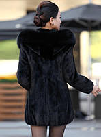 Женская меховой полушубок. Модель 0301, фото 6