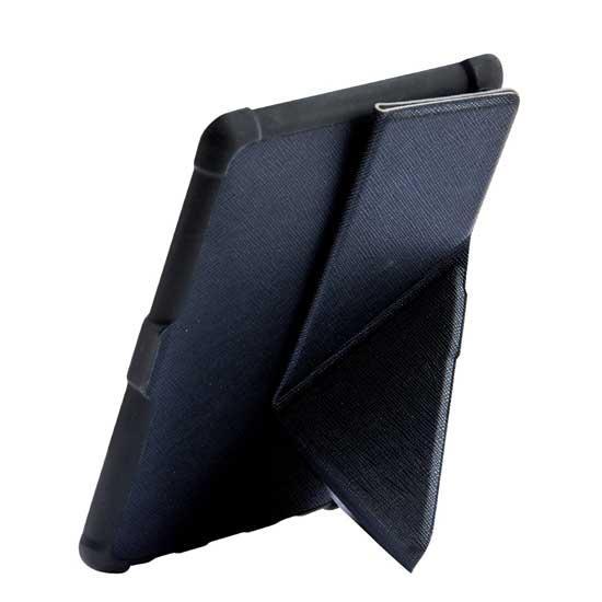 Leather Case for PocketBook 633 transformer colour blue