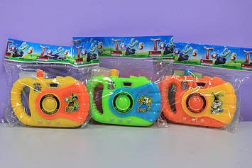 Детский игровой фотоаппарат с картинками 1 шт