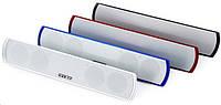 Мощная многофункциональная колонка AU-RV30 Bluetooth (USB+TF+радио), портативный динамик Bluetooth колонка