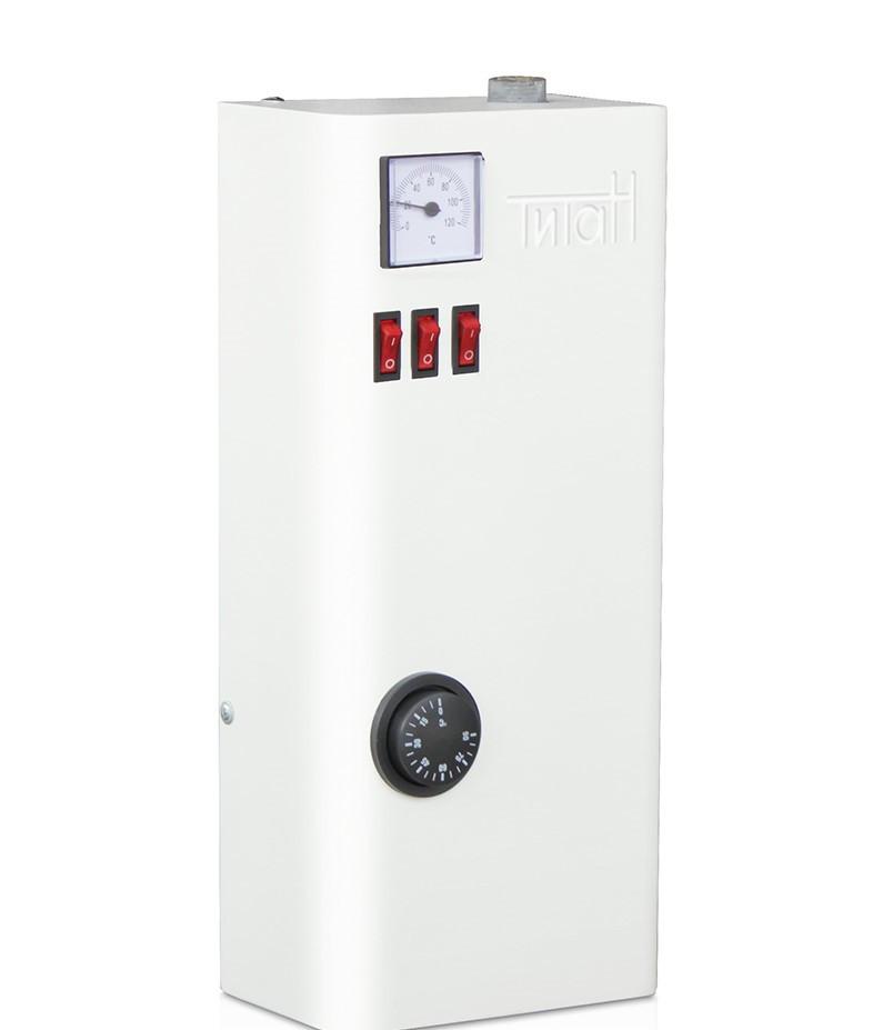 Електричний котел 4.5 кВт (1.5 + 1.5+1.5 ) Титан мікро 220 В