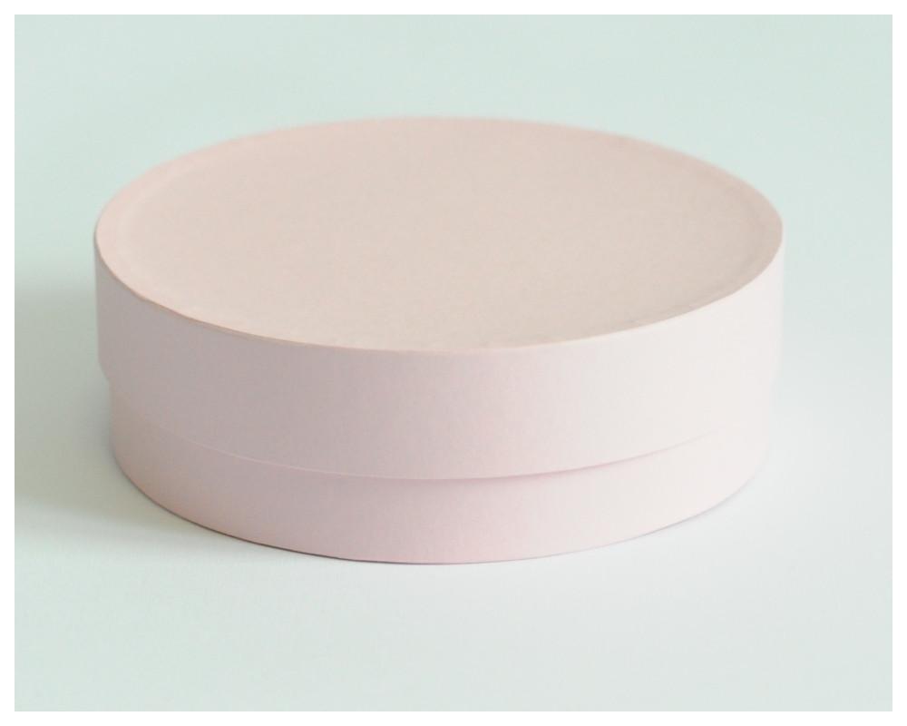 Коробка для макаронс круглая 16*5 см
