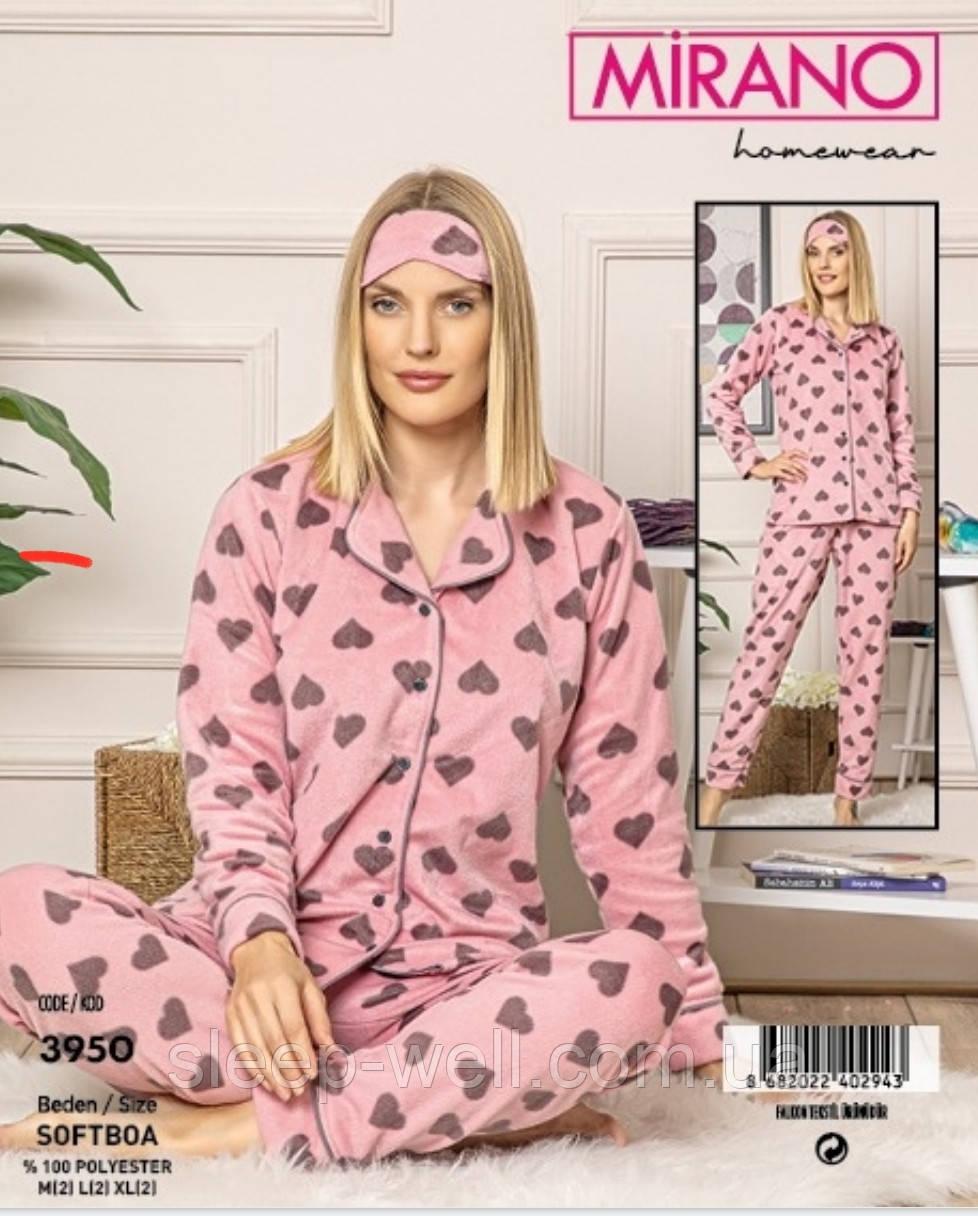 Пижама флисовая.Софт