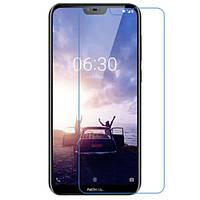 Защитное стекло для Nokia 7.1 (0.3 мм, 2.5D)