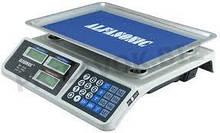 Торговые весы Alfasonic AS-A072 до 50 кг