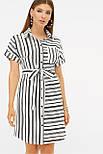 GLEM сукня-сорочка Филена к/р, фото 2