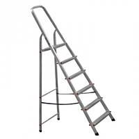 Лестница алюминиевая Кентавр 6С (1,91м)