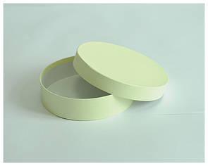 Коробка для макаронс круглая 20*5 см