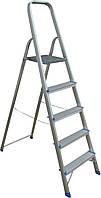 Лестница алюминиевая Кентавр 5С (1,66м)