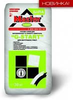 Штукатурка гипсовая Мастер-G-Start, 30кг