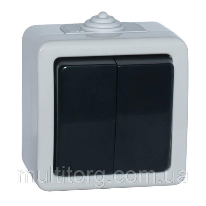 Выключатель SVEN SE-72018 двойной проходной (переключатель)