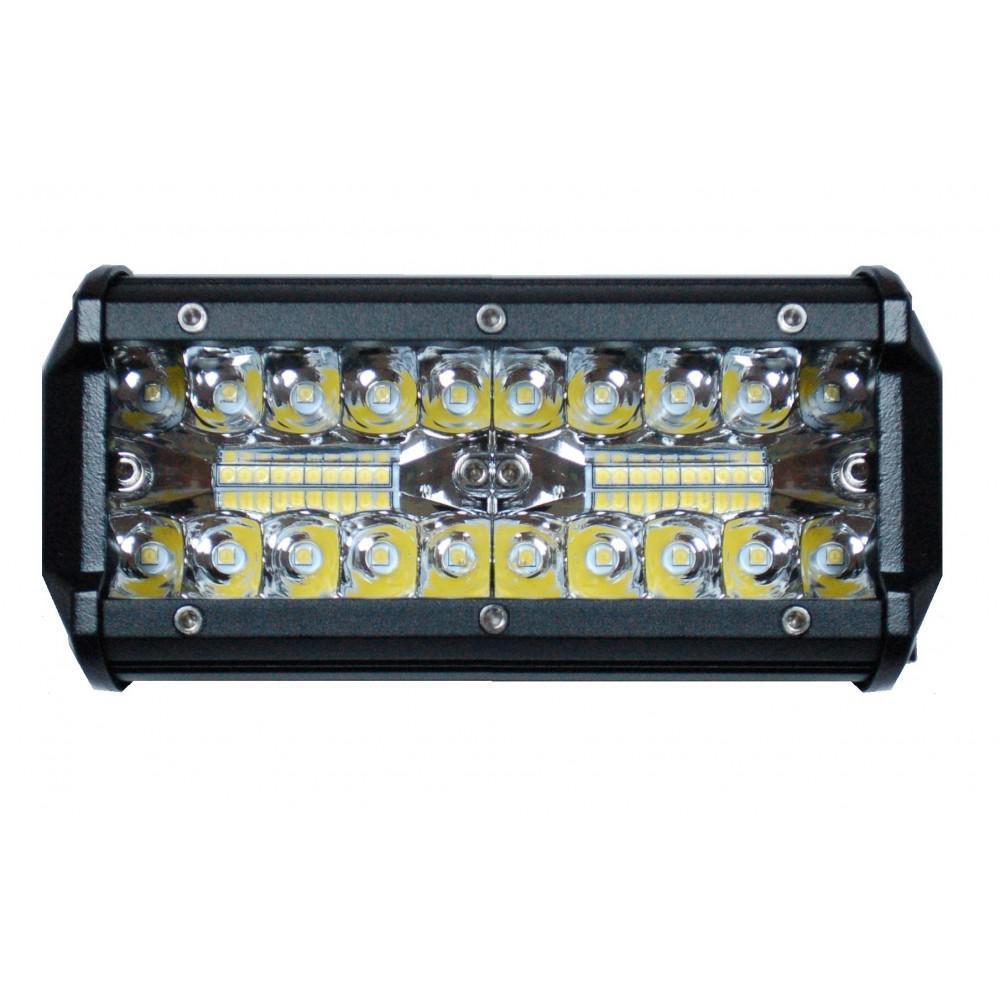Светодиодная фара дальнего света AllLight J-120W 40chip 3030 9-30V