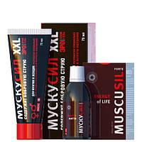 Набор Мускусил 2в1 (эротический крем-гель + капли)