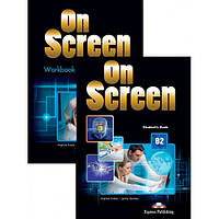 On Screen B2 (Student's book + Workbook & Grammar)