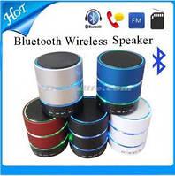 Портативный динамик AU-S09 Bluetooth (USB+TF+радио+подсветка), музыкальная мини колонка, портативная акустика