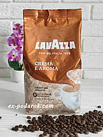 Кофе в зёрнах Lavazza Crema e Aroma 1 кг, фото 1