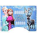Детская парта Frozen W 2071-69-3 со стульчиком, фото 3