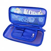 Пенал твердый YES пластиковый 3D HP-07 Born To Play синий (532326), фото 2