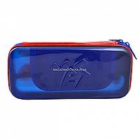 Пенал твердый YES пластиковый 3D HP-07 Born To Play синий (532326), фото 4