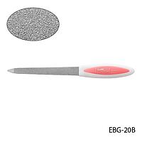 Пилка Lady Victory EBG-20B металлическая с утолщенной ручкой
