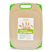 Разделочная доска из Пшеничной шелухи SHEYAR R29044 ЭКО 25Х35 см