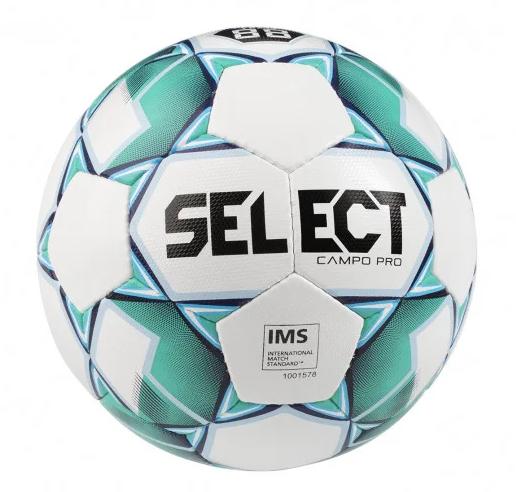 Мяч футбольный  SELECT CAMPO PRO  386000