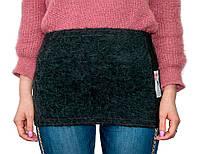 Согревающий пояс для спины Nebat Размер L (талия - 100 см), шерстяной пояс на поясницу (GIPS)