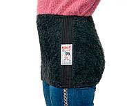 Согревающий пояс для спины Nebat Размер М (талия - 90 см), шерстяной пояс на поясницу (GIPS)