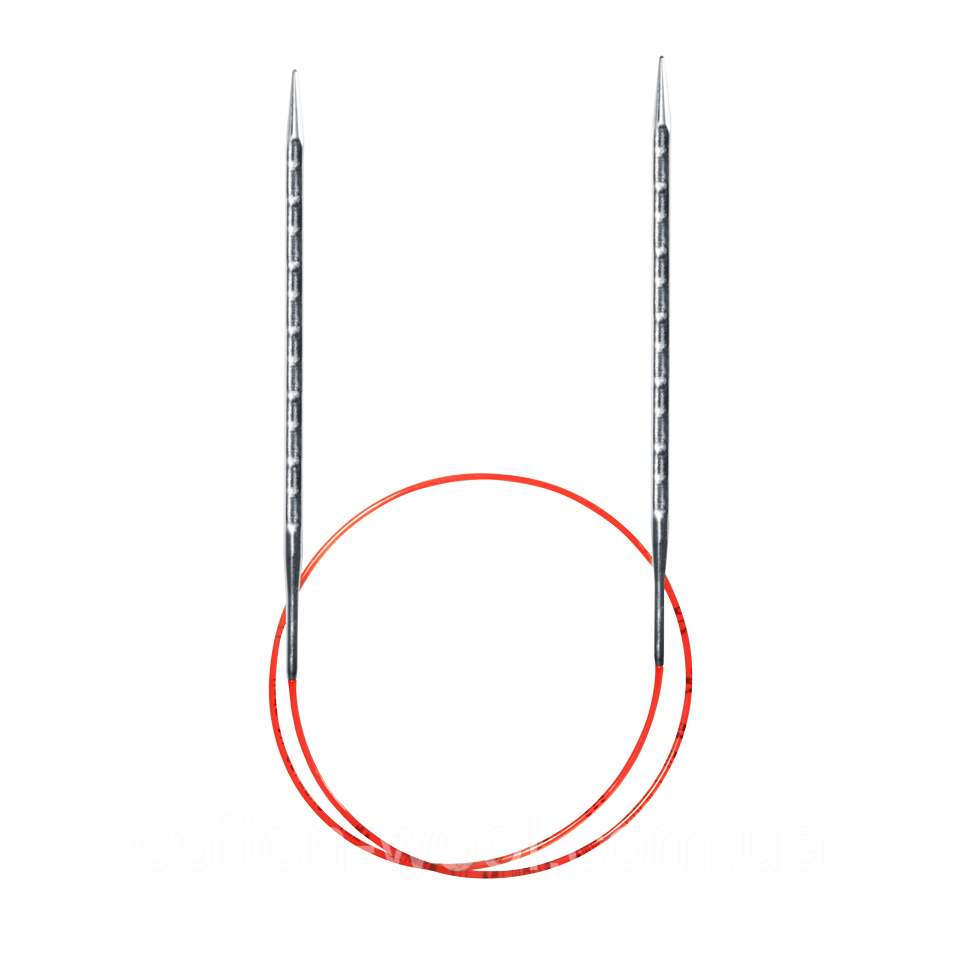 Addi Novel (Адді Новел)  кругові спиці 717-7 (40 см) 3,5
