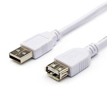 Кабель подовжувач ATCOM USB 2.0 AM - USB 2.0 AF 1.8 м
