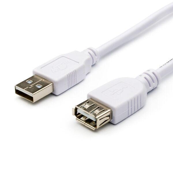 Кабель подовжувач ATCOM USB 2.0 AM - USB 2.0 AF 5 м