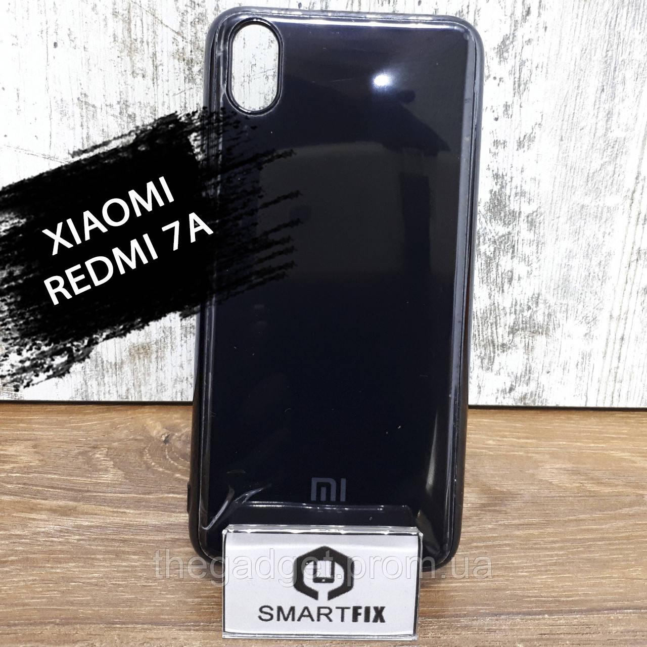 Силіконовий чохол для Xiaomi Redmi 7A Glossy