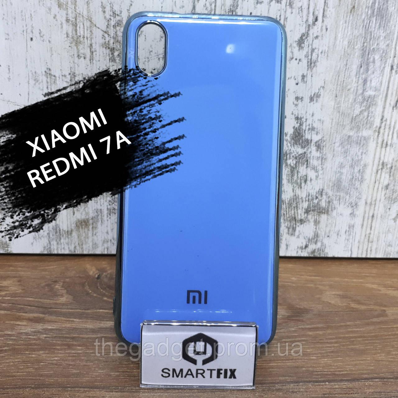 Силиконовый чехол для Xiaomi Redmi 7A Glossy