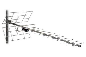 ТВ-антенна Т2 Energy 1,0 м с усилителем