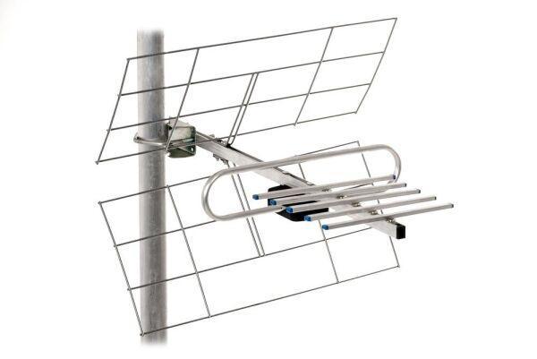 ТВ-антенна Т2 Energy 0,5 м с усилителем