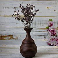 Гончарная ваза ручной работы Гидра h20 см