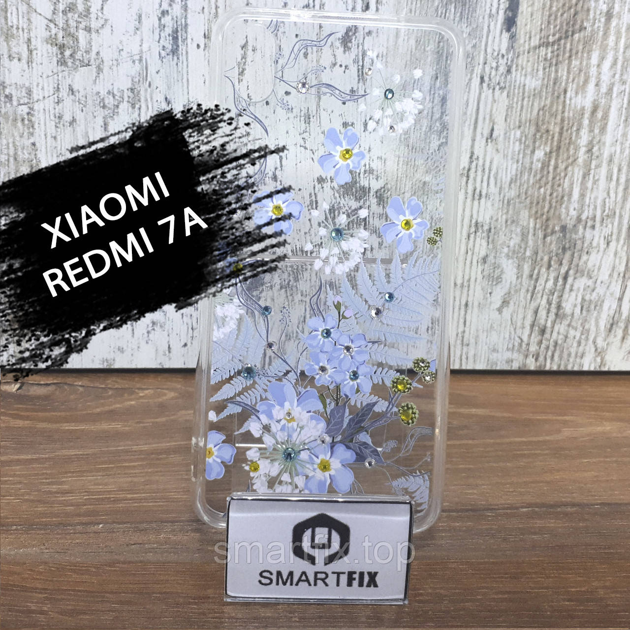 Чехол с рисунком для Xiaomi Redmi 7A