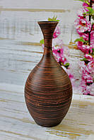 Гончарная ваза ручной работы Эридан h27см
