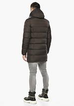 Braggart Dress Code 32045 | Мужская зимняя куртка цвета кофе, фото 2