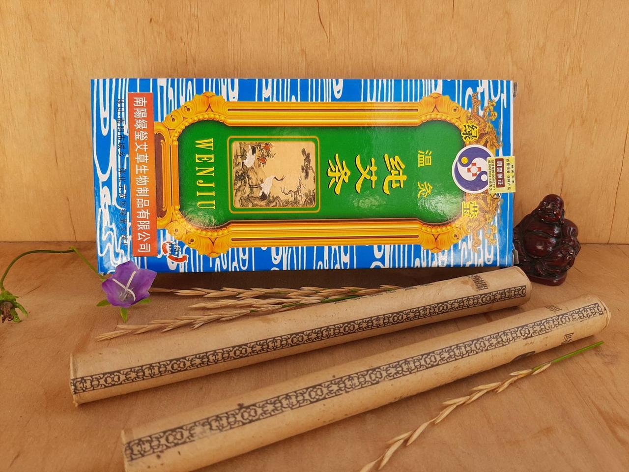 Моксы  полынные сигары  18*200 мм фирменные