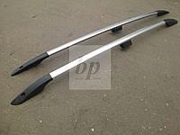Рейлинги усиленные (с металлическими наконечниками) Chevrolet Niva (шевроле нива/ ваз 21236) 2002+