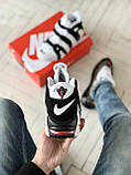 Стильні кросівки Nike Air More Uptempo, фото 5
