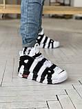 Стильні кросівки Nike Air More Uptempo, фото 2