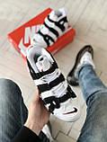 Стильні кросівки Nike Air More Uptempo, фото 9