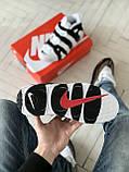 Стильні кросівки Nike Air More Uptempo, фото 8