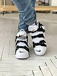 Стильные кроссовки Nike Air More Uptempo, фото 6